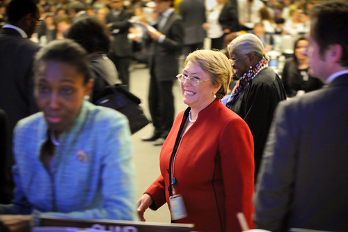 UN Women Executive Director Michelle Bachelet speaks at closing of CSW57 | by UN Women Gallery