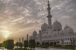 Grand Mosque Abu Dhabi | by lam_chihang