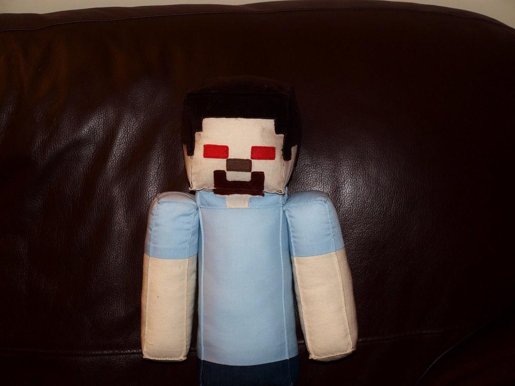 Toy R Us Toy Herobrine : Minecraft herobrine plush pixshark images