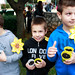 "Zadar school marks the arrival of spring with ""solar sunflower"""