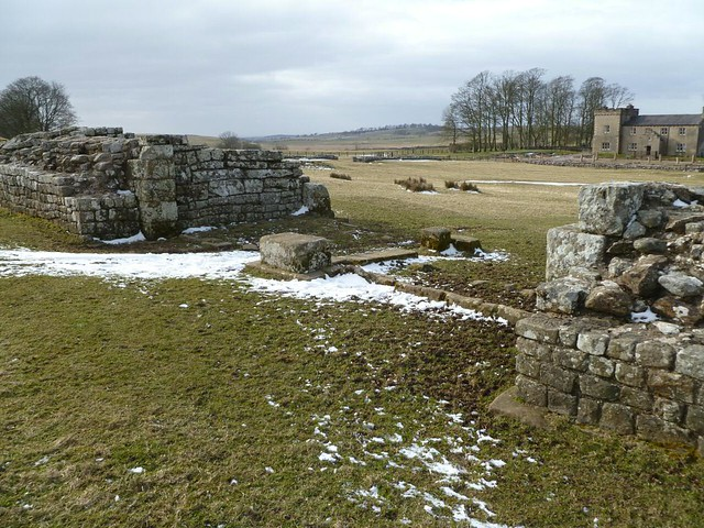 Birdoswald south gate
