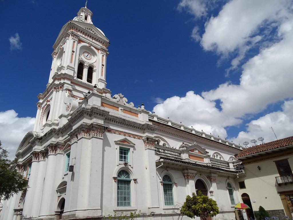 Iglesia parroquial san francisco cuenca ecuador 03 flickr for Ministerios del ecuador