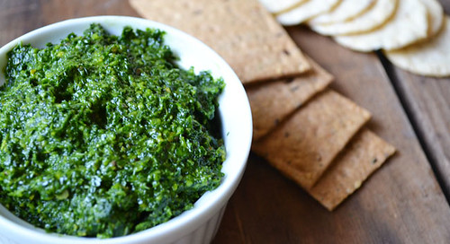 Cilantro Parsley Pesto