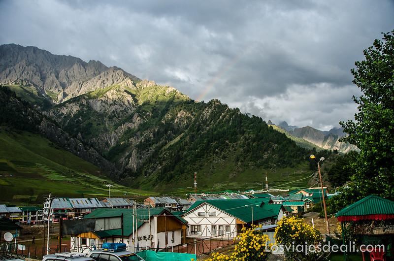 pueblos de Cachemira sonamarg