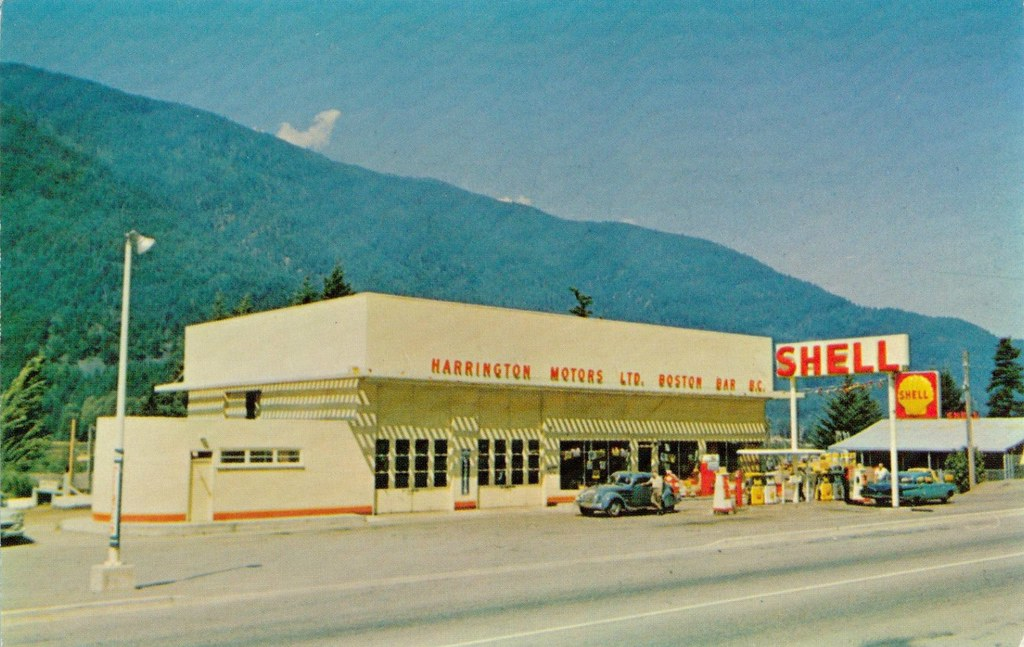 Shell service station casino