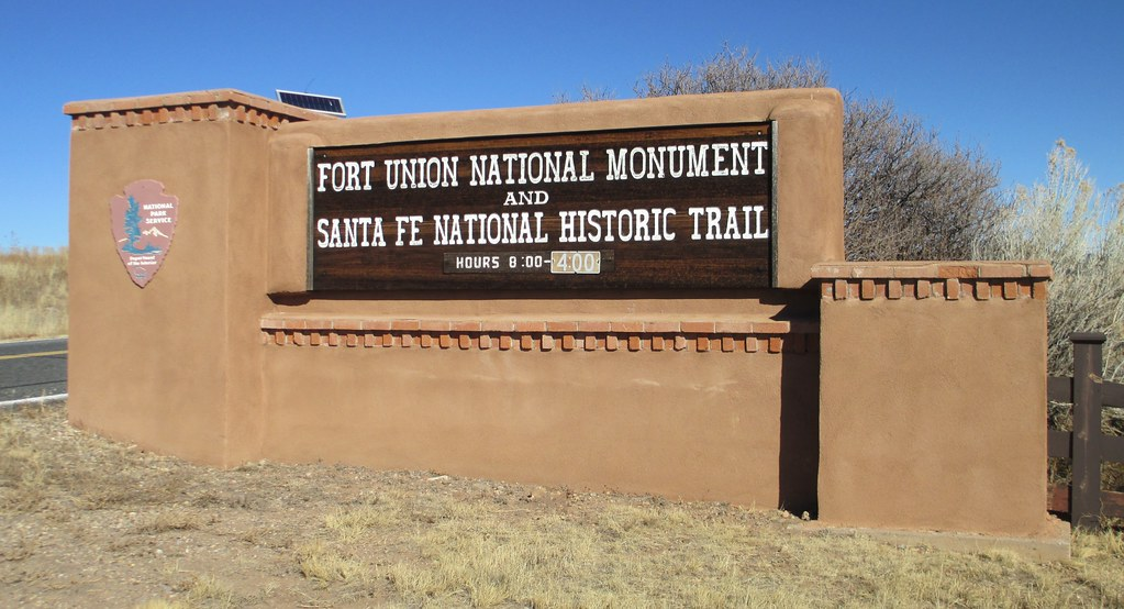 Old Town Santa Fe >> Fort Union National Monument and Santa Fe National Histori… | Flickr