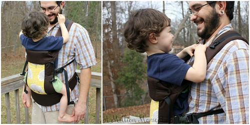 Babywearing Dad | by jtooth