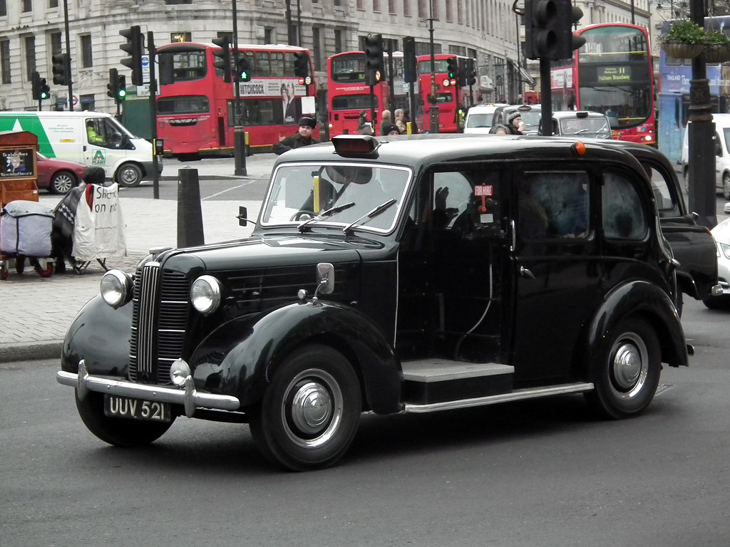 Black Cab To Report Lost Property
