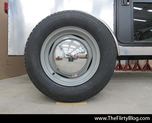 Trailer Hub Caps 12 : Baby moon hubcaps teardrop trailer stacie tamaki flickr