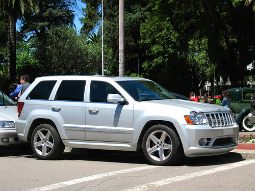 jeep grand cherokee srt 8 hemi 2008 plaza de curico rl gnzlz flickr. Black Bedroom Furniture Sets. Home Design Ideas