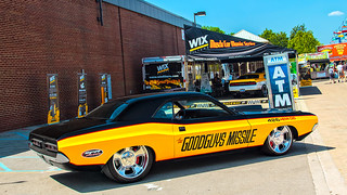 Goodguys Missile Giveaway Car A Featured Car In My
