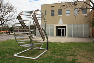 Human Hamster Wheel • James Ciosek | by Lawndale Art Center