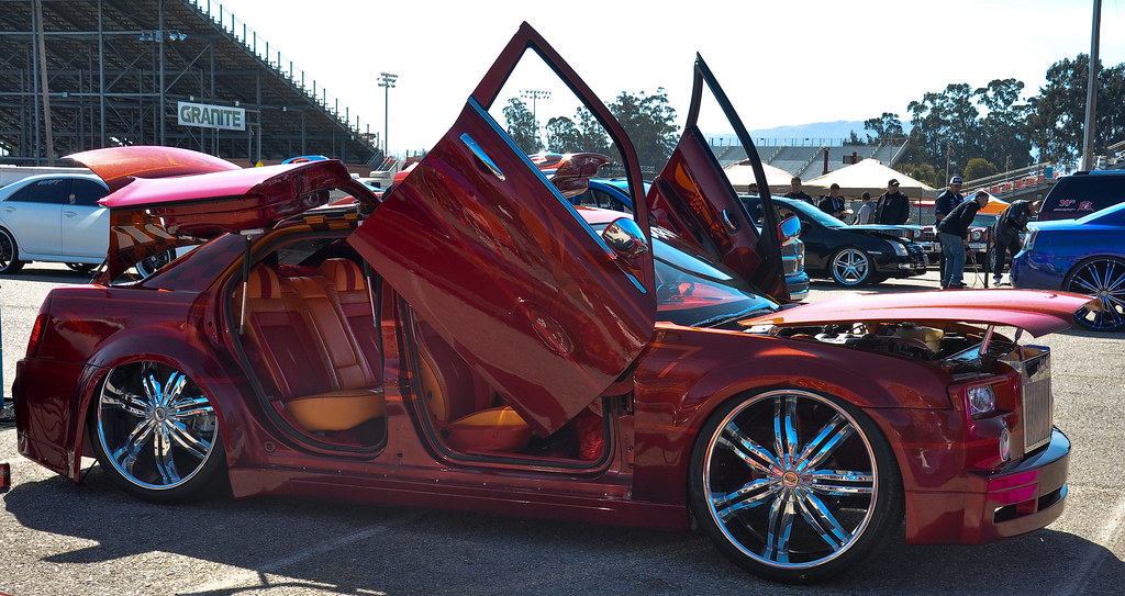 Salinas Car Show March