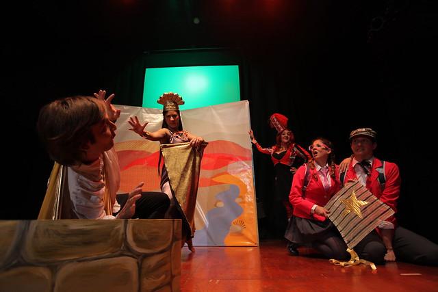Obra de teatro infantil el volant 237 n m 225 gico flickr photo sharing