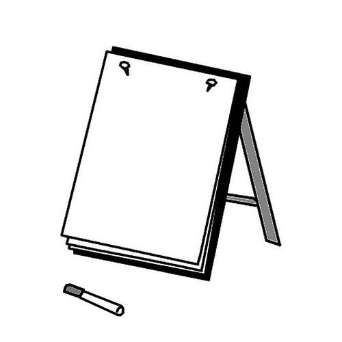 managing flipcharts