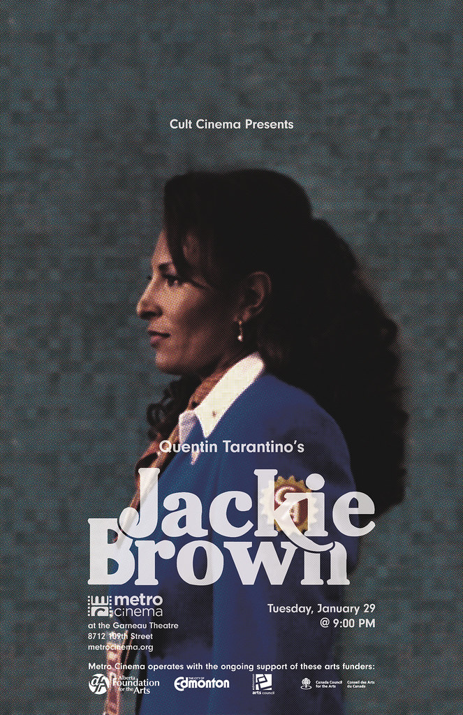 Cake Designs By Jackie Brown : Cult Cinema Presents Jackie Brown Poster design by Erin ...