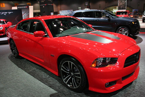 2013 Dodge Charger SRT8 Super Bee | New exterior colors now … | Flickr