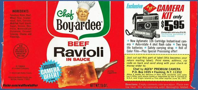 Chef Boyardee Logo