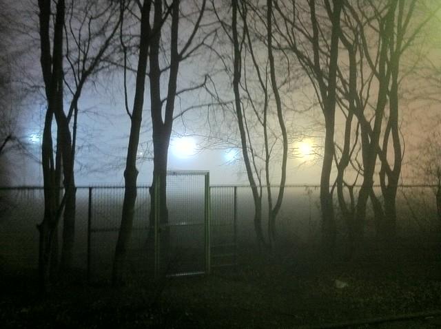 football fog machine