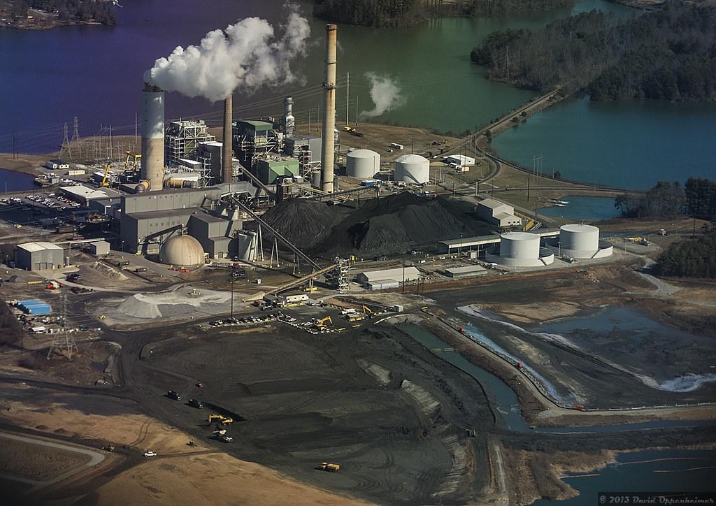 Coal Energy Plant Energy Coal Burning Power