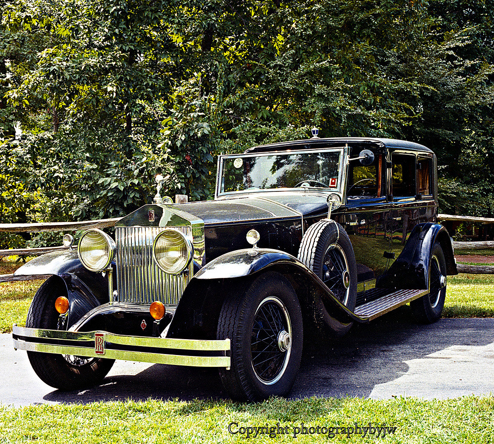 Chantilly Car Show