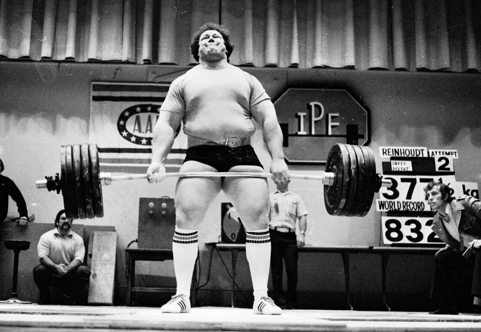 1970 s Powerlifters