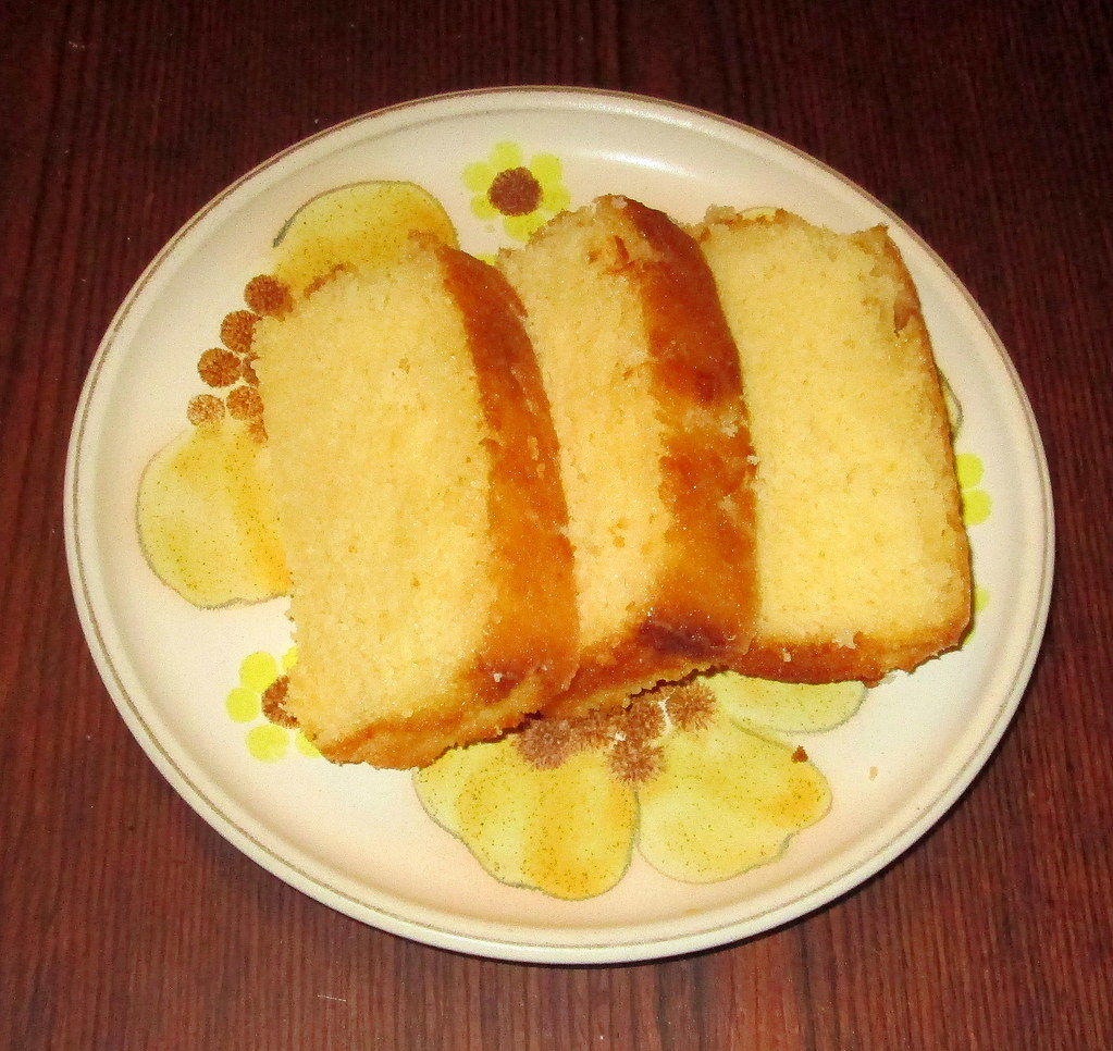 National Trust Lemon Drizzle Cake Recipe