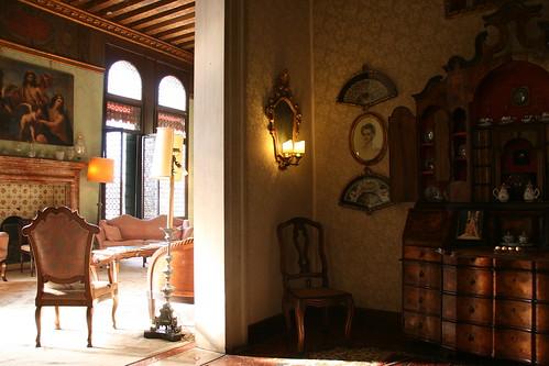 interno di una casa veneziana venezia italy pisanim1