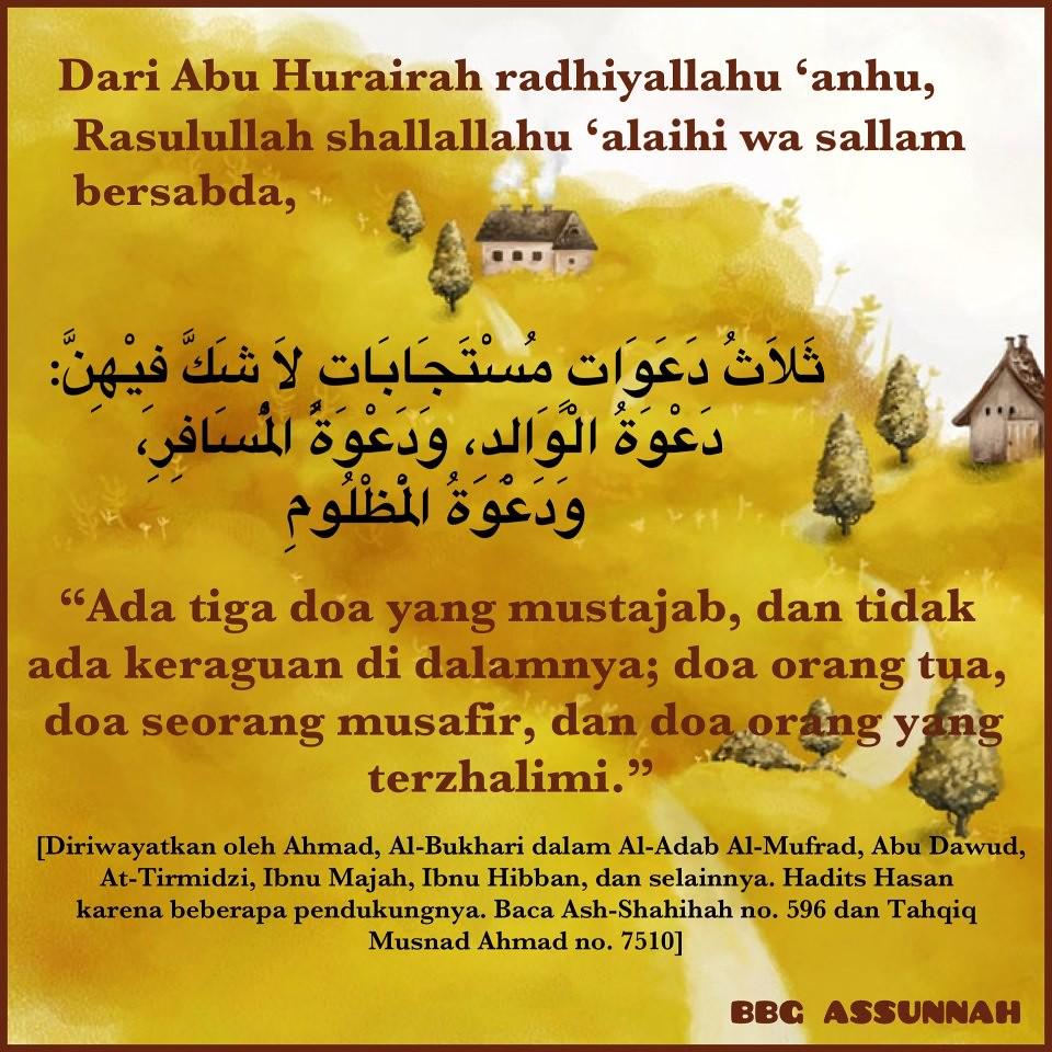 3 doa yang mustajab | Adi Salafy | Flickr