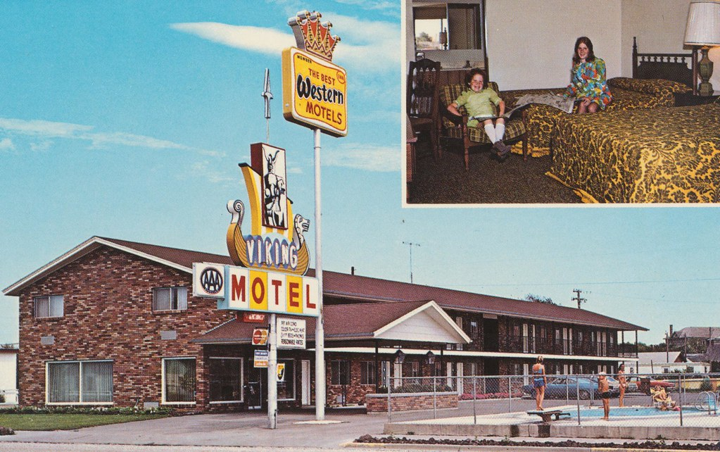 Viking Motel - Rexburg, Idaho