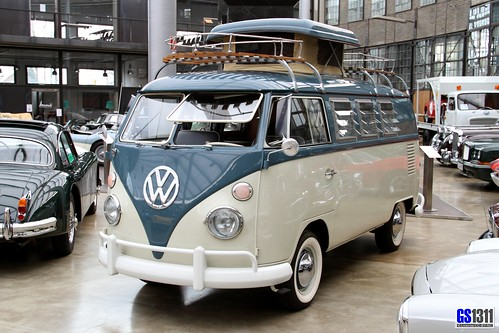1950 - 1967 Volkswagen T1 Bulli | The Volkswagen Transporter… | Flickr