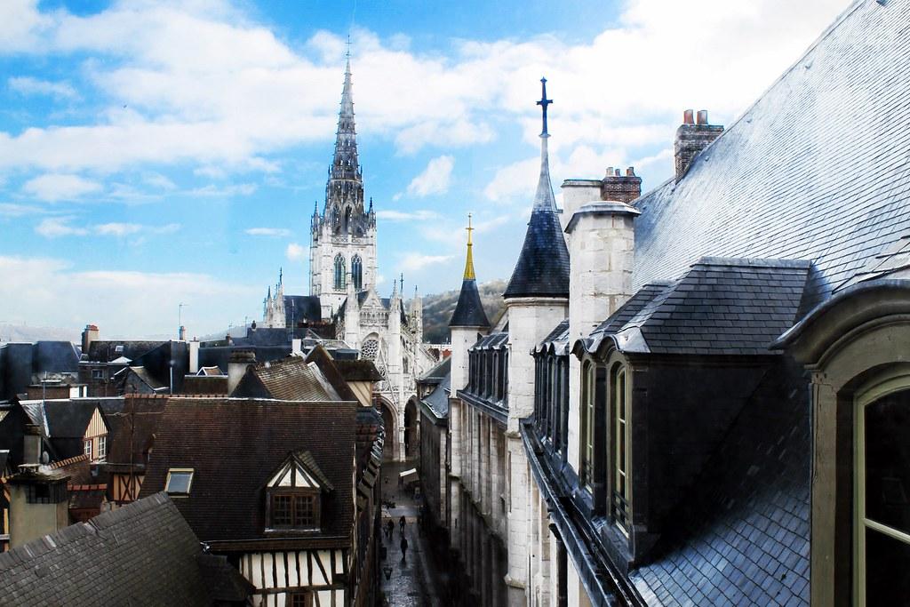 Drawing Dreaming - 10 coisas a fazer num dia em Rouen - Historial Jeanne d'Arc