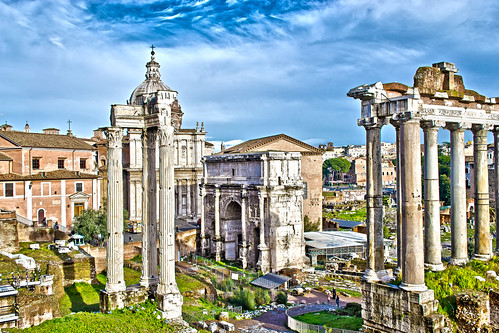 how to get a job in rome italy