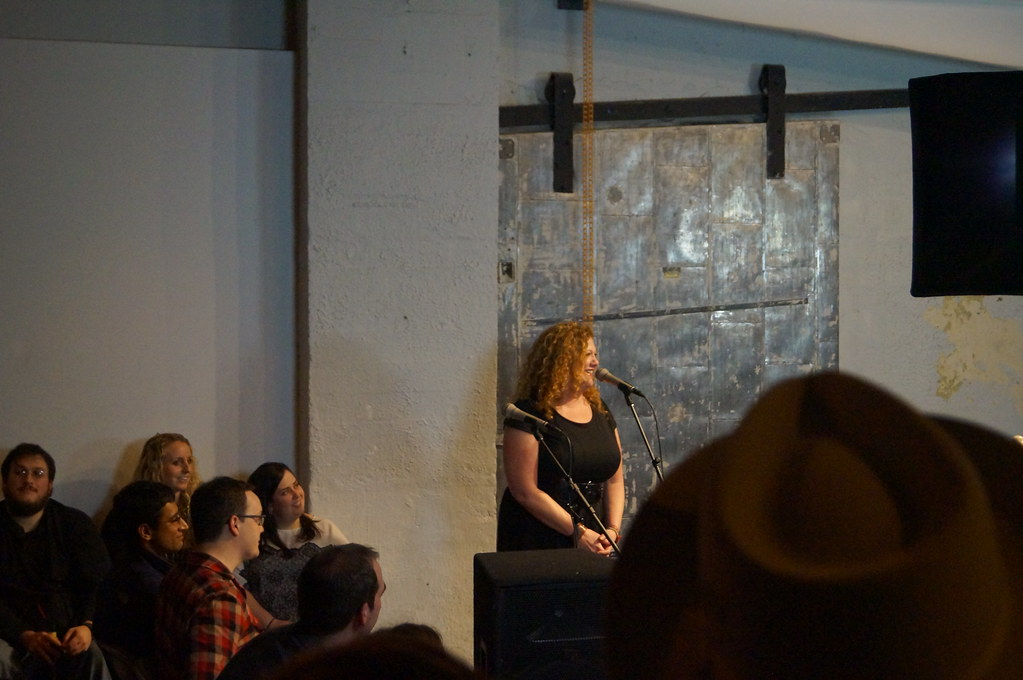 Seattle Living Room Shows With Damien Jurado: Preshow