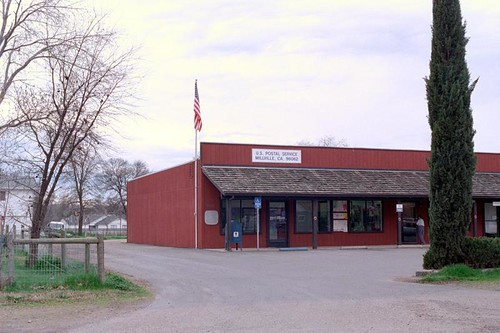 Millville, CA post office | by PMCC Post Office Photos