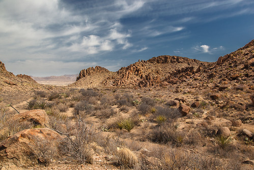 Hiking Grapeine Hills - Big Bend National Park, Texas | by Jeff Lynch