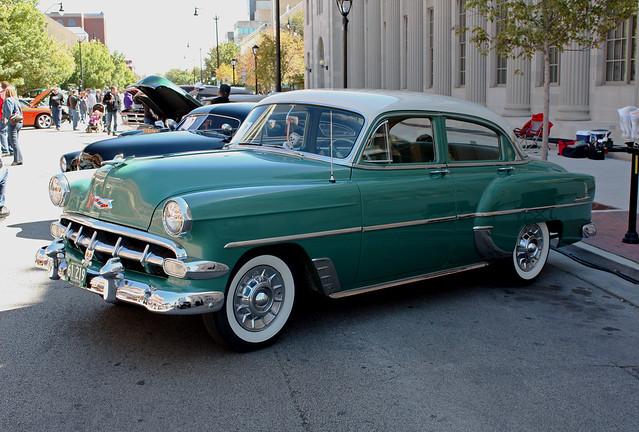 1954 chevrolet deluxe 210 4 door sedan 3 of 7 flickr for 1954 chevy 210 2 door