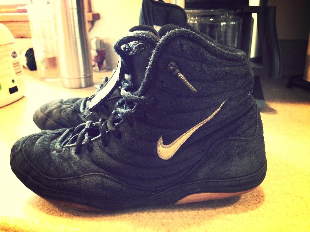 Og Wrestling Shoes Size