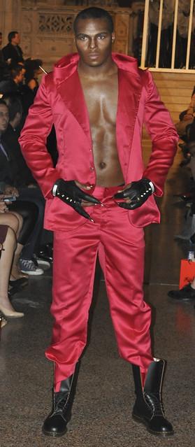 Fashion Designer Adrian
