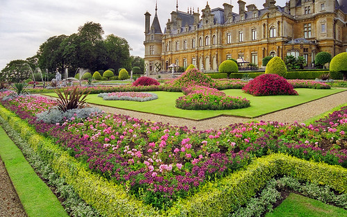 How Much Is A Crown >> Waddesdon Manor Gardens (National Trust) , Buckinghamshire…   Flickr