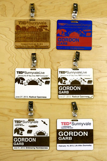 complete-collection-tedx-sunnyvale-name-badges | by The Flirty Girl