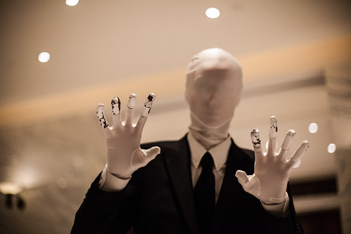 Slender Man with Hands | by tr.robinson