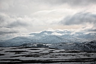 Lochnagar and the White Mounth | by Nick Bramhall