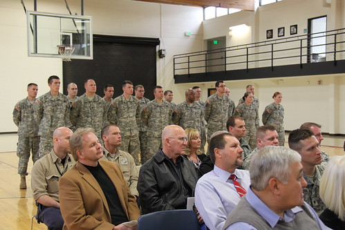 Browning Armory ribbon cutting in Ogden, Utah | by Utah National Guard