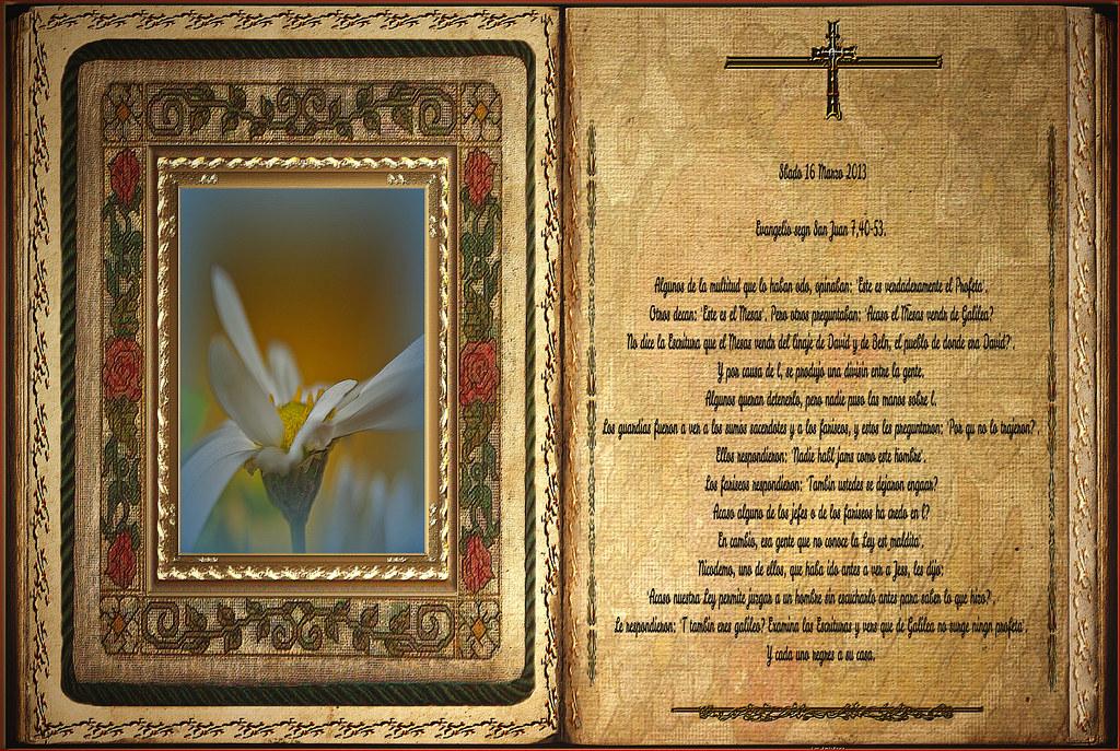 Resultado de imagen para Juan 7,40-53