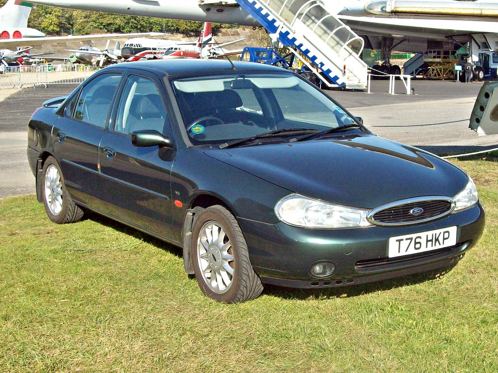 100 ford mondeo st24 mk ii 1999 ford mondeo st24 mk ii. Black Bedroom Furniture Sets. Home Design Ideas