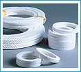 ASBESTOS CENTRE :  Pure PTFE Teflon Packing Made from PTFE Yarn | by Asbestoscentre