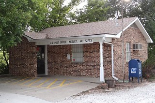 Wesley, AR post office | by PMCC Post Office Photos