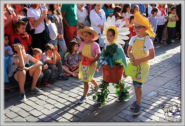 Briviesca Fiestas 2016 Desfile Infantil de Disfraces 2