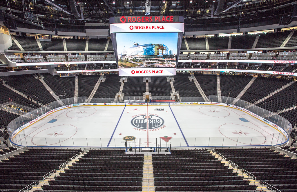 how to get to rogers place